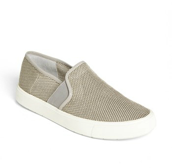 Vince 'Blair 8' Slip-On Sneaker Womens  in chic Oyster