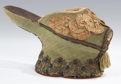 Italian. Chopine, 1550–1650