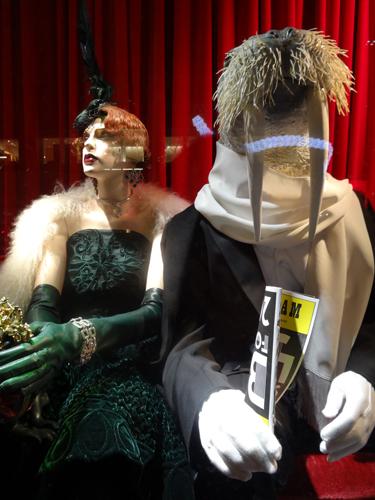 Bergdorf Goodman New York Holiday Windows
