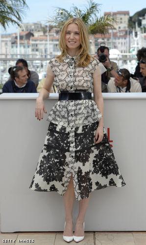 French actress Lea Drucker