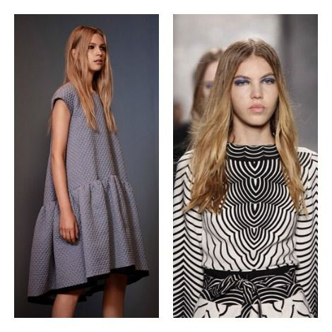 Hairstyles to Covet at NYFW Spring 2014
