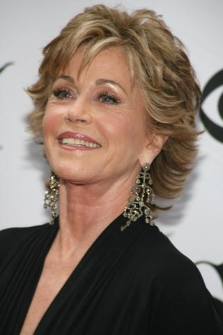Jane Fonda ageless beauty