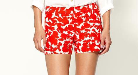 MIlly Dickies Batik Print Shorts
