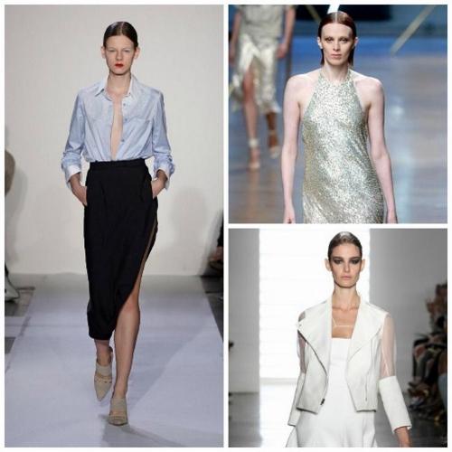 New York Fashion Week Highlights Spring 2014