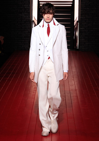 John Varvatos Spring/Summer 2013 Fashion Show