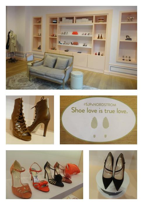 Sarah-Jessica-Parker-Nordstrom-Shoe-Footwear-Launch