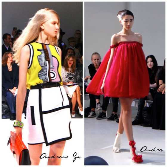 Andrew  Gn Spring 2014 & Audra Spring 2014