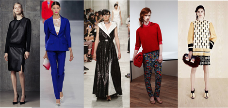 The 5 best trends from resort 2014