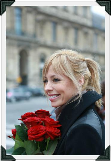 Tonya Leigh in Paris