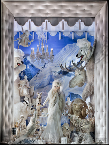 Bergdorf Goodman Holiday Windows