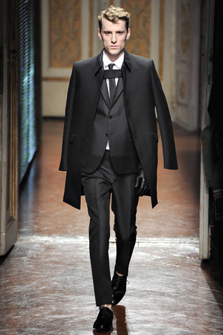 Valentino Fall Men 2012