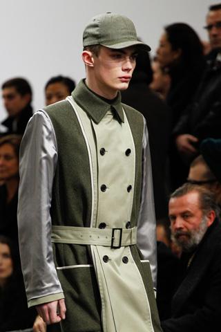Christian Dior Homme F/W 2012
