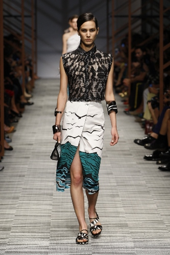 Missoni Runway Collection Spring 2014