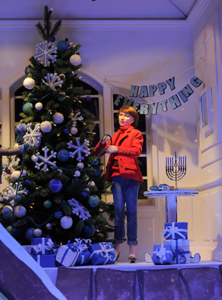"""Happy Everything"" Lord & Taylor Holiday Window Unveiling"