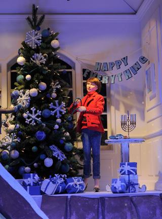 Lord & Taylor Christmas Windows