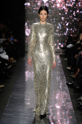 Mercedes-Benz Fashion Week Fall 2012 - Official Coverage - Best Of Runway Day 6