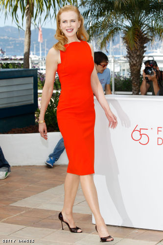 "Nicole Kidman at the ""The Paperboy"" Photocall - 65th Annual Cannes Film Festival"