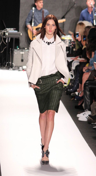 Rebecca Minkoff runway trends fall 2013