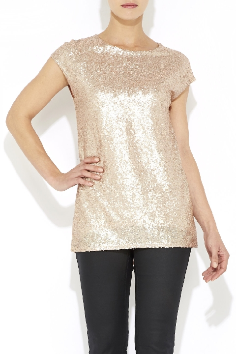 gold sequin topimg