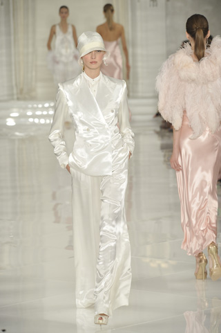 Ralph Lauren Spring 2012 Collection Look # 47