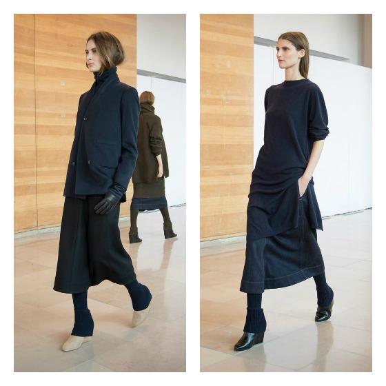 Christophe-Lemaire-Fall-2014-Knit-Flared-Legging-Trend