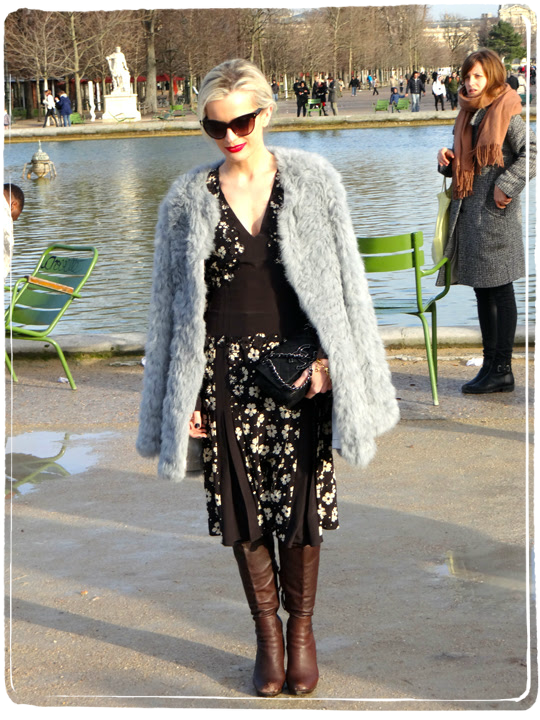 French Chic Street Style Get The Look Paris Fashion