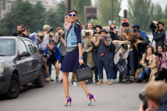 Italian Street Chic
