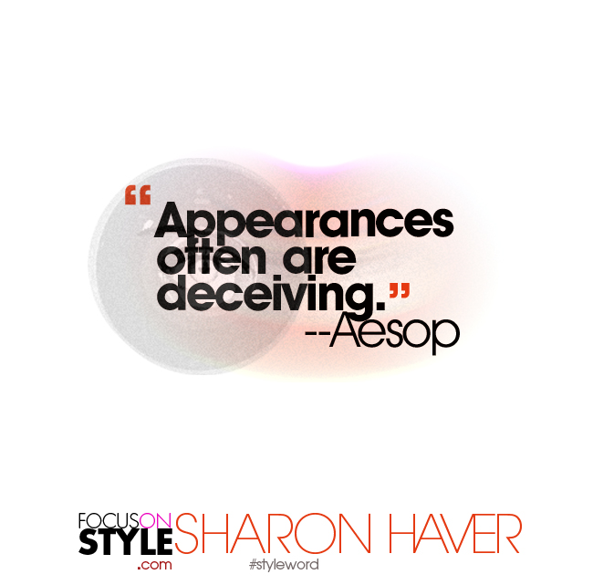 appearances are often deceptive Men too often confound them: they should not be confounded: appearance should not be mistaken for truth narrow human doctrines, that only tend to elate and magnify a few, should not be substituted for the world-redeeming creed of christ.