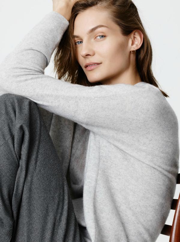 Gray classics from Zara