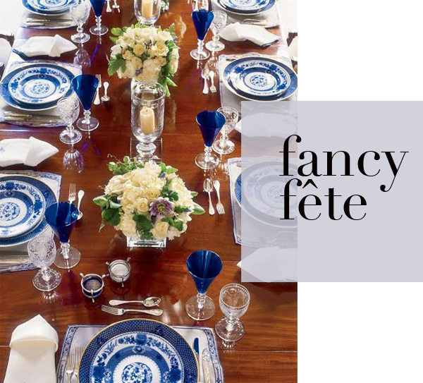 fancy fete