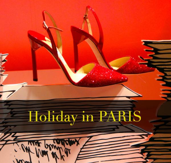holiday in paris- 14Le Bon Marche