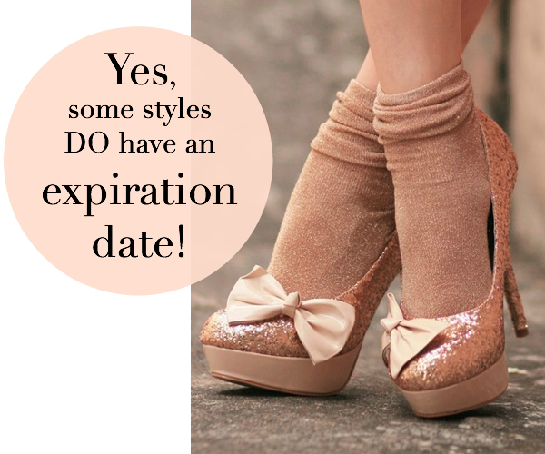 yes some style do have an expiration date