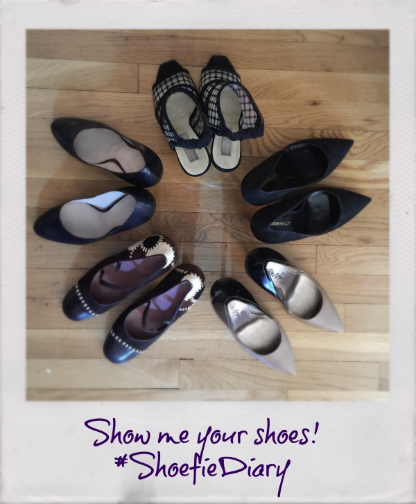shoe me your shoes- #shoefiediary