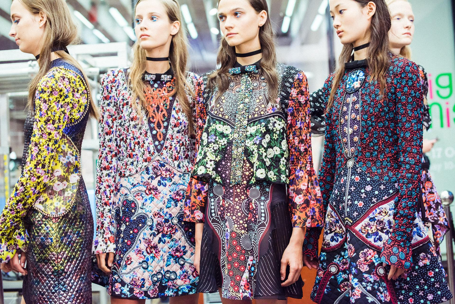 Top Five Trends From London Fashion Week