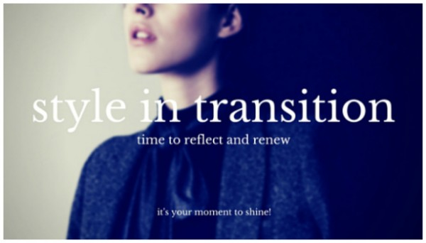 style in transition