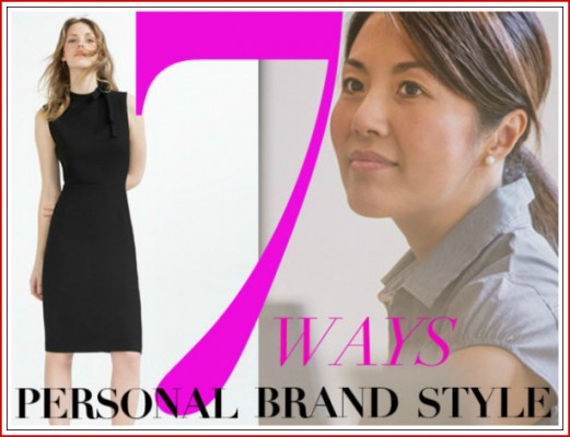 7 Ways to elevate your personal brand style