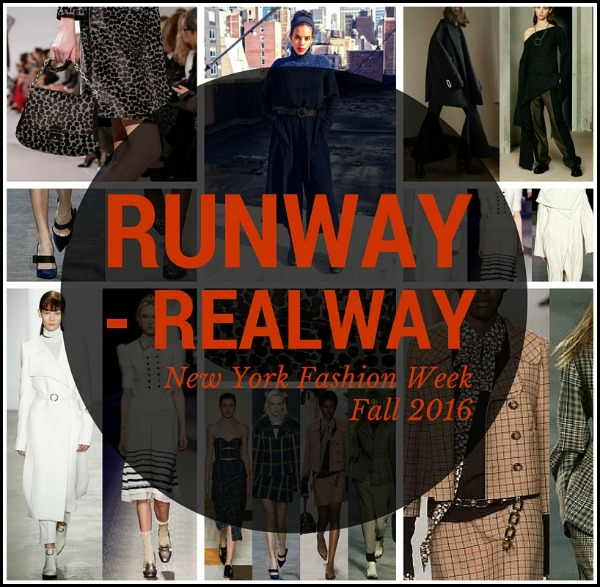 runway - realway New York fashion week fall 2016-600