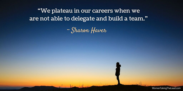 we plateau