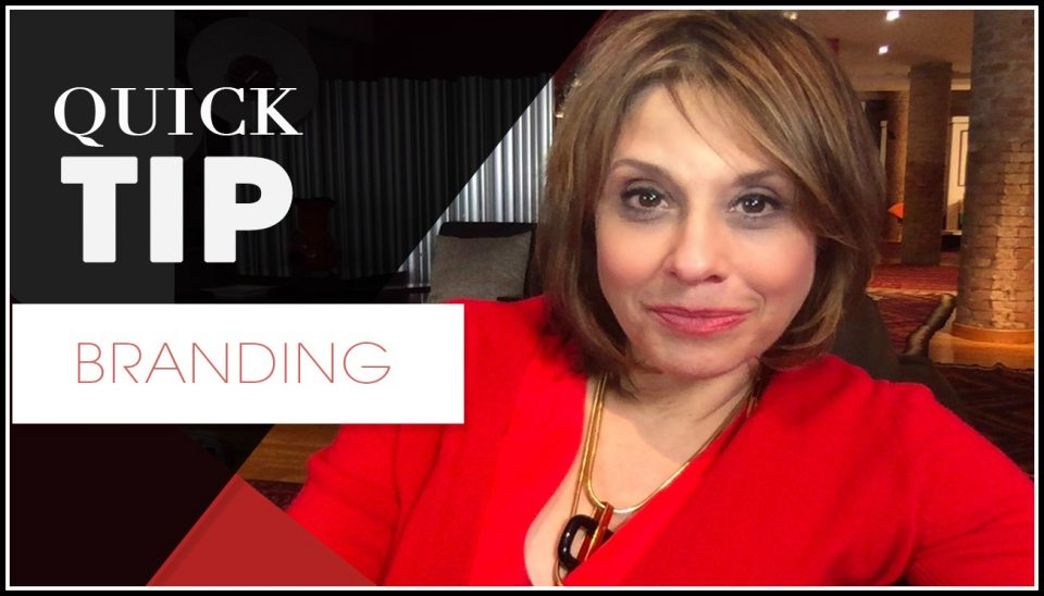 Quick TIp Template F -branding - natural on video