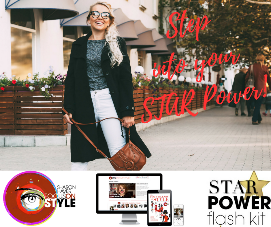 Step into YOUR Star Power! Click to join me for your free Star Power Flash Kit now!