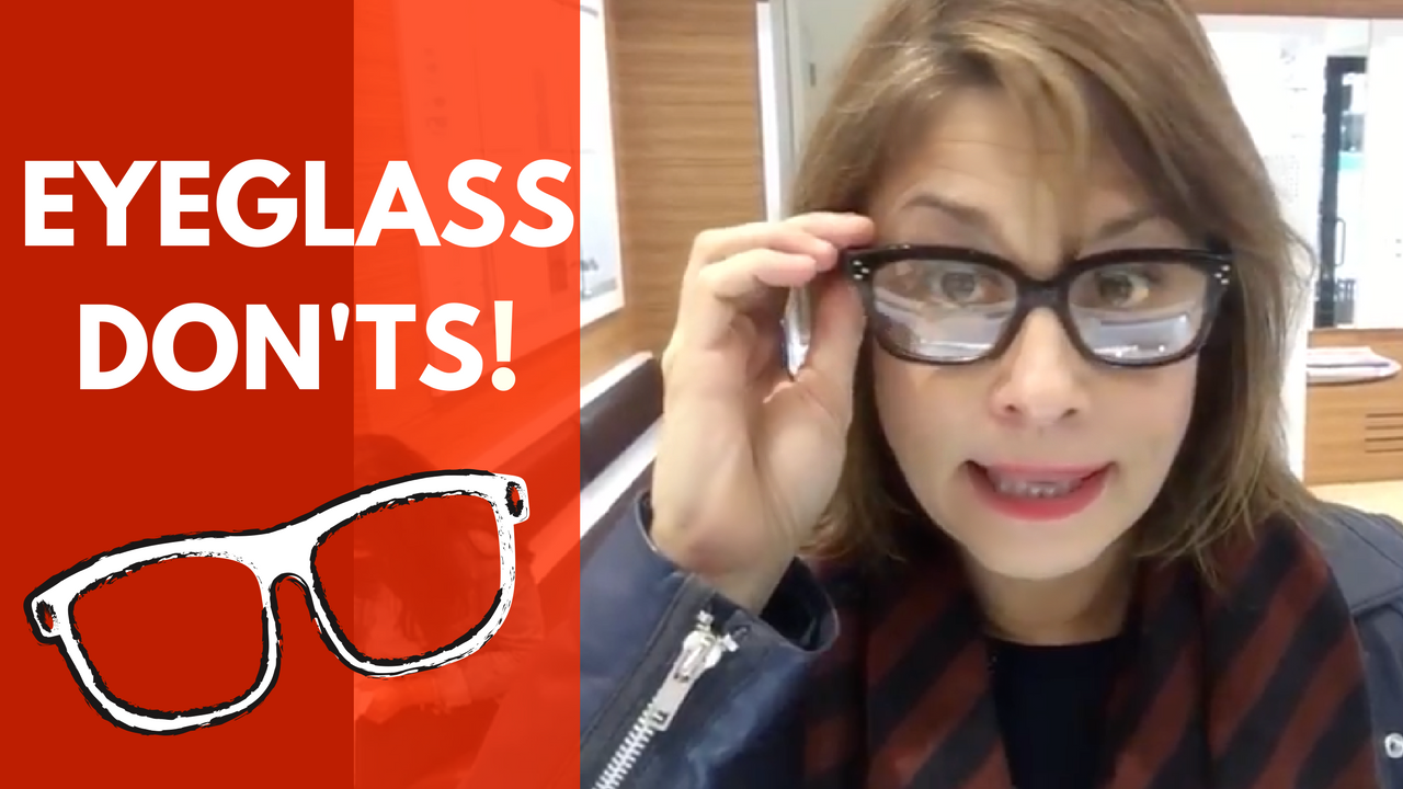 Glasses Frames That Make You Look Younger : What eyeglasses to wear if you want to not look old [Quick ...