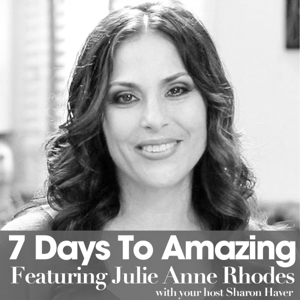 Podcast Thumbnail Julie Anne Rhodes no logo