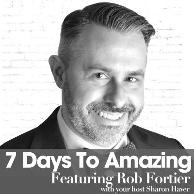 Podcast Thumbnail Rob Fortier no logo