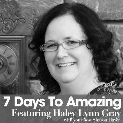 Podcast Thumbnail Haley Lynn Gray no logo