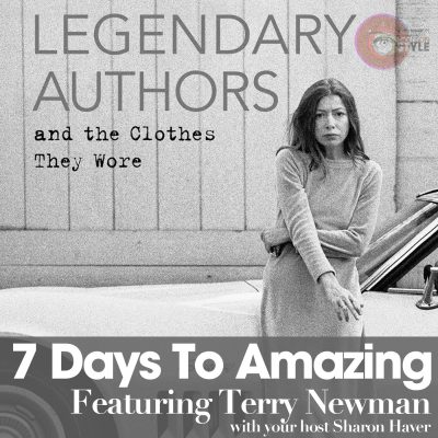 Podcast Thumbnail Terry Newman cover version