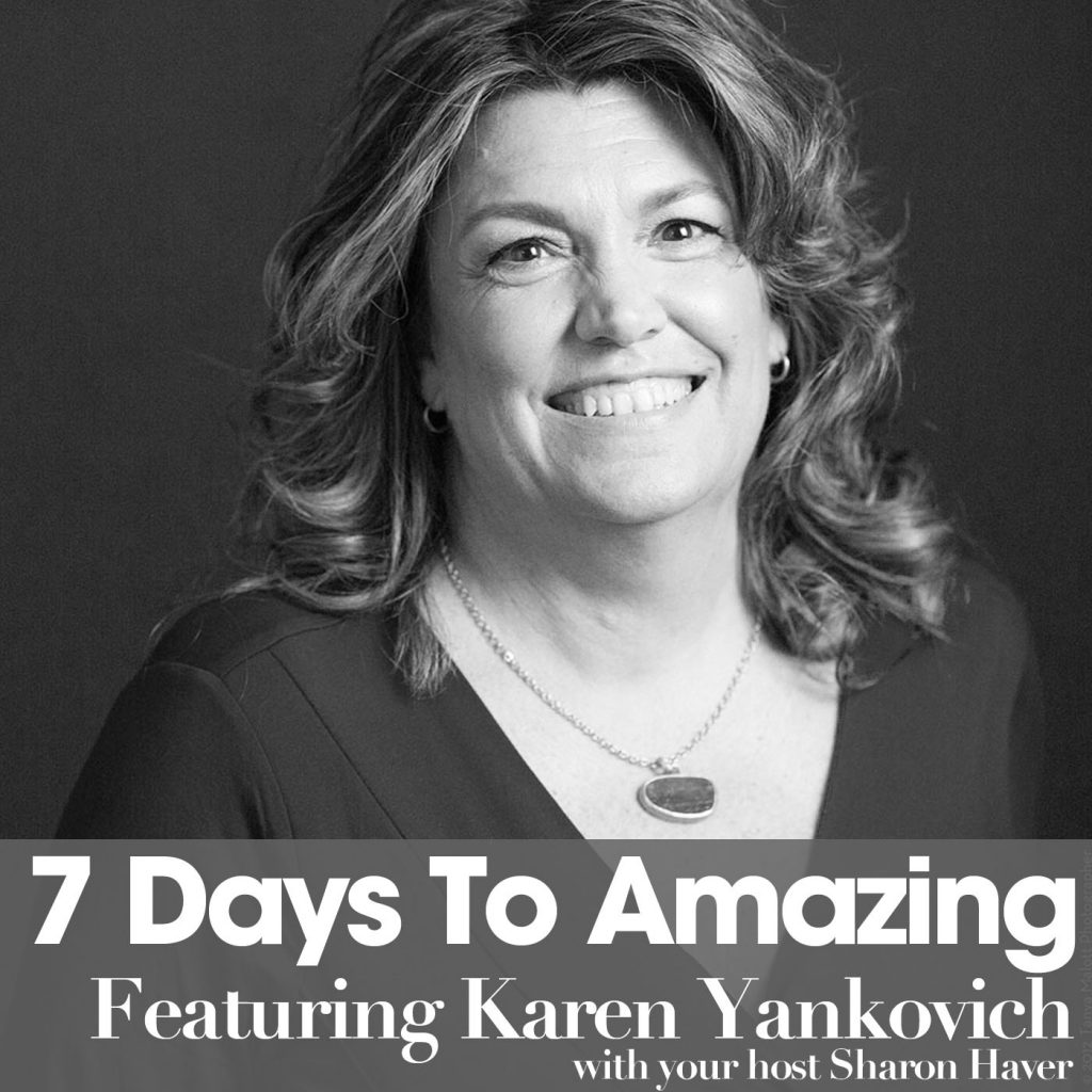 Karen Yankovitch - LinkedIn strategies to build your network for social media success.