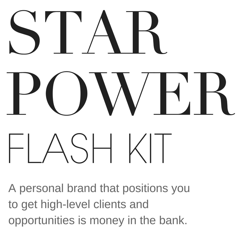 Star Power Flash Kit