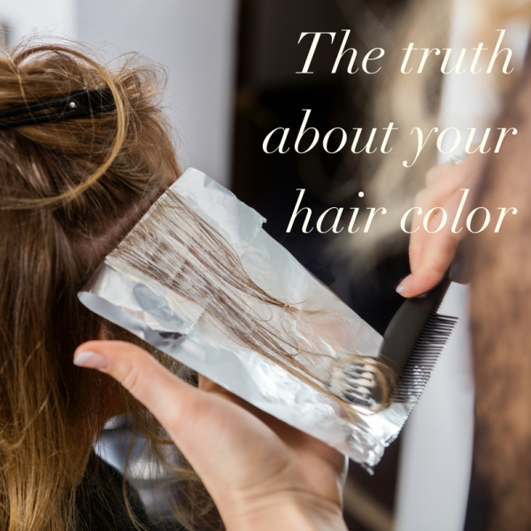 The truth about your hair color + how to avoid that allure buster