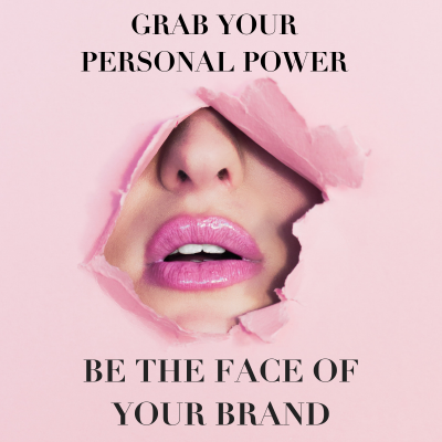 Be the face of your brand