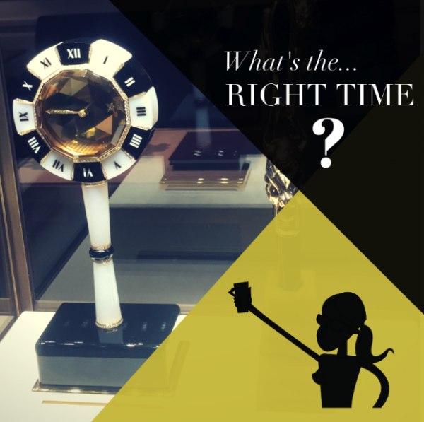Whats the right time